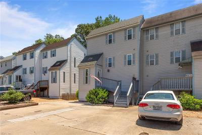 Virginia Beach Residential New Listing: 516 9th St
