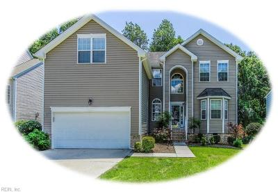 Williamsburg Residential New Listing: 619 Queensbury Ln