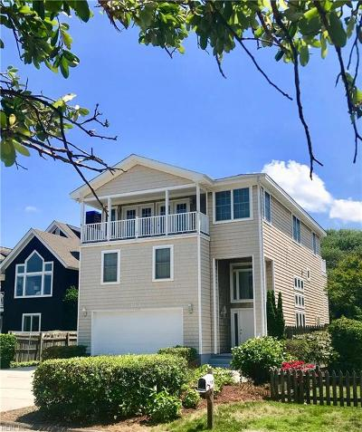 Virginia Beach Residential New Listing: 112 77th St