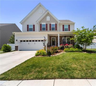 Chesapeake Residential New Listing: 1728 Fishers Cv