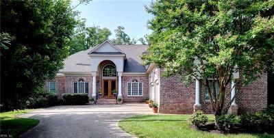 Williamsburg Residential New Listing: 2861 Bennetts Pond Rd
