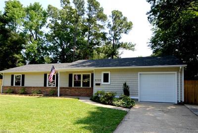Virginia Beach Residential New Listing: 3232 Bow Creek Blvd