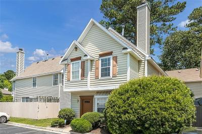 Newport News Residential New Listing: 805 Snead Dr