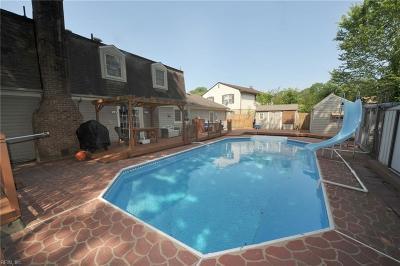 Virginia Beach Residential New Listing: 3880 Windsor Gate Rd