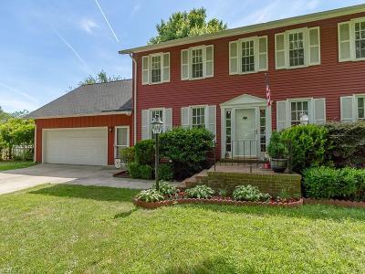 Hampton VA Residential New Listing: $293,000