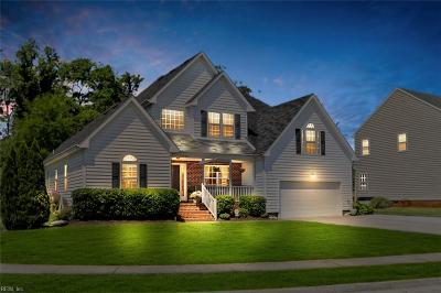Chesapeake Residential New Listing: 1708 Tether Wood Ct