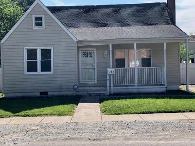 Portsmouth Residential New Listing: 804 Vermont Ave