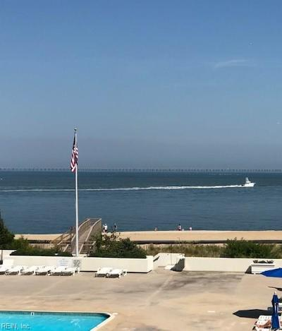 Virginia Beach Residential New Listing: 3300 Ocean Shore Ave #306