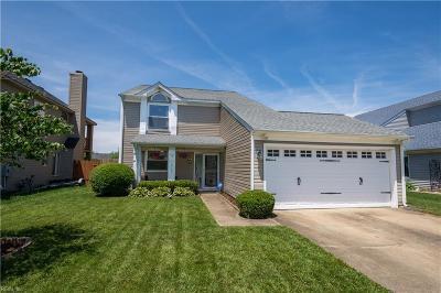 Virginia Beach Residential New Listing: 3180 Crestwood Ln