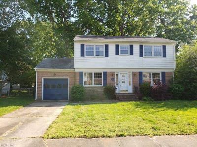 Hampton VA Residential New Listing: $178,500
