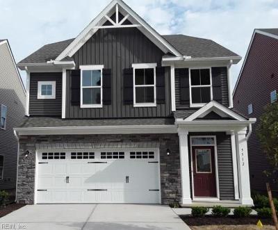 Virginia Beach Residential Under Contract: 5512 Winterleaf Ct
