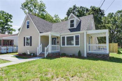 Norfolk Residential New Listing: 4829 Windermere Ave
