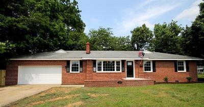 Norfolk Residential New Listing: 7700 Azalea Garden Rd