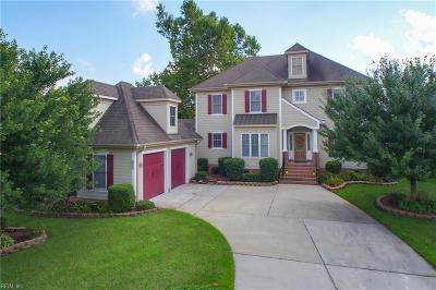 Chesapeake Residential New Listing: 354 Conservation Xing