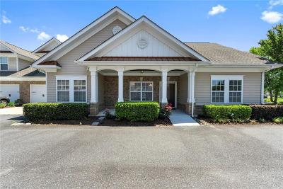 Chesapeake Residential New Listing: 1526 Carrolton Way