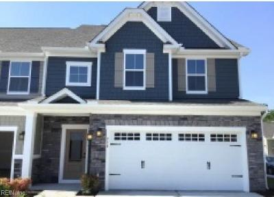 Chesapeake Residential New Listing: 938 Adventure Way