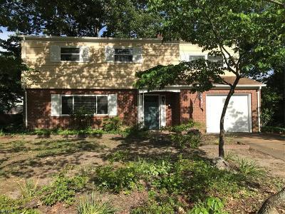 Virginia Beach Residential New Listing: 456 Hornell Ln