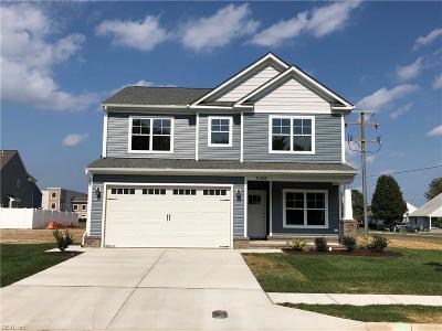 Chesapeake Residential New Listing: 3100 Jasmine Rd