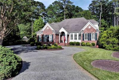Governors Land Residential For Sale: 2860 Bennetts Pond Rd