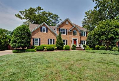 Newport News Residential New Listing: 596 Blount Point Rd