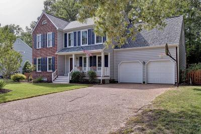 Williamsburg Residential New Listing: 3004 Camrose Dr