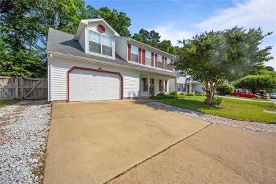 Newport News Residential New Listing: 1577 Winthrope Dr