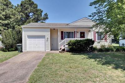 Newport News Residential New Listing: 993 Colleen Dr