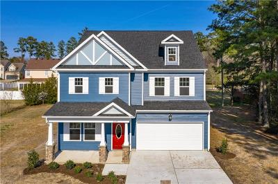 Chesapeake Residential For Sale: 2361 Number Ten Ln
