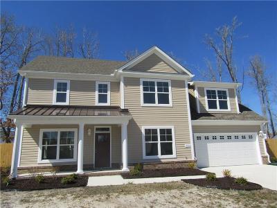 Chesapeake Residential New Listing: 1004 Green Sea Trl