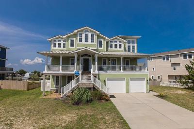 Sandbridge Beach Residential For Sale: 3625 Sandpiper Rd