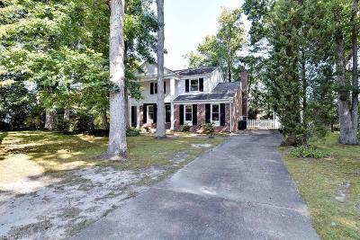 Hampton Residential New Listing: 513 Kingston Hall Ct