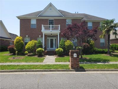 Chesapeake Residential New Listing: 1104 Walnut Neck Ave