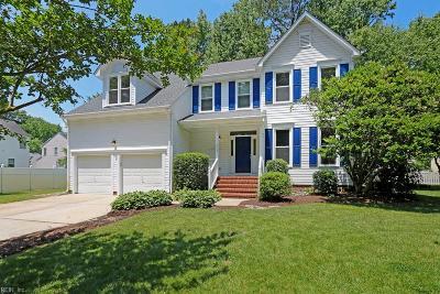 Chesapeake Residential New Listing: 232 Robinhood Rd