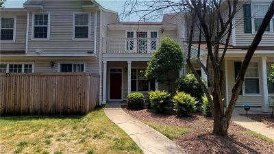 Newport News Residential New Listing: 776 Windbrook Cir