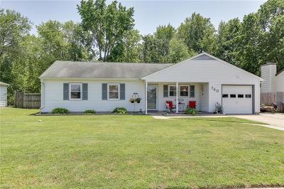 Hampton Residential New Listing: 760 E Little Back River Rd