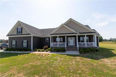 Chesapeake Residential Under Contract: 2401 Sanderson Rd