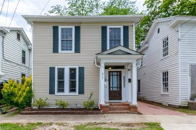 Suffolk Residential New Listing: 211 Pearl St