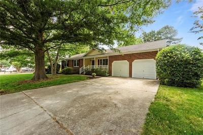 Chesapeake Residential New Listing: 805 Priscilla Ln
