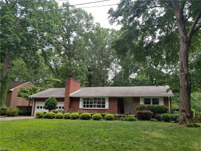 Newport News Residential New Listing: 124 Keith Rd