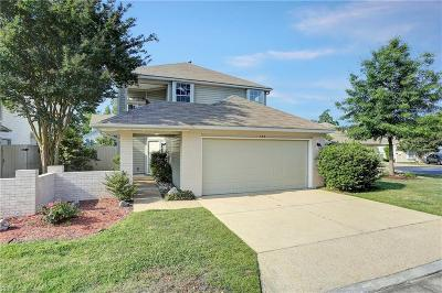 Newport News Residential New Listing: 125 Sarazen Ct