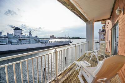 Norfolk Residential For Sale: 301 Brooke Ave #301