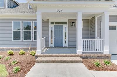Chesapeake Residential For Sale: Mm Kentland On Number Ten Ln