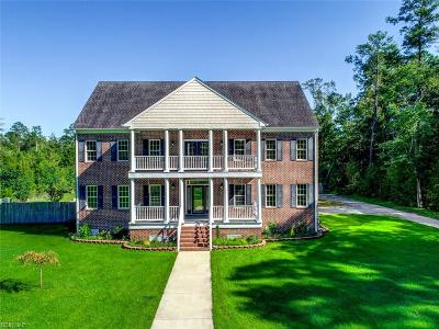 Suffolk Residential For Sale: 3900 Manning Rd