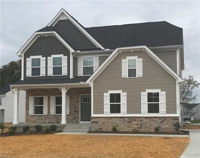 Newport News Residential Under Contract: 317 Windemere Rd