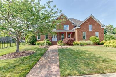 Chesapeake Residential For Sale: 712 Forest Glade Dr