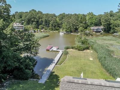 Newport News Residential Under Contract: 41 Jonquil Ln