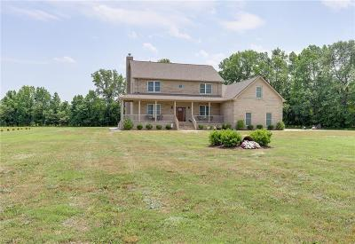 Suffolk Residential For Sale: 650 Manning Rd