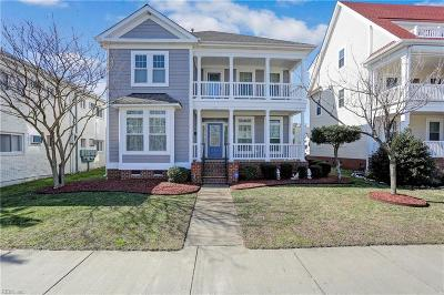 Norfolk Residential For Sale: 259 W Ocean View Ave