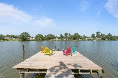 Portsmouth Residential Under Contract: 2412 Sterling Point Dr