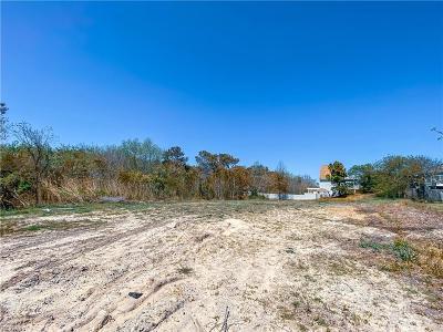 Sandbridge Beach Land/Farm For Sale: 312 Marlin Ln
